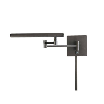 George Kovacs by Minka Madake Swing Arm Wall Lamp