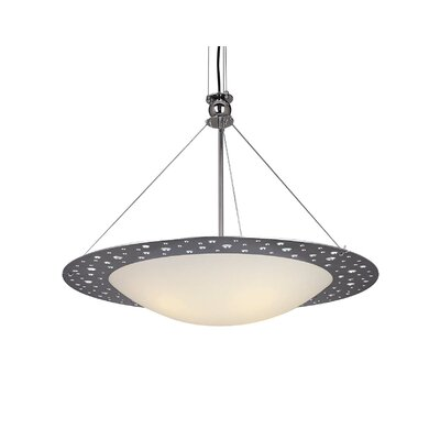 George Kovacs by Minka Holy 4 Light Inverted Pendant
