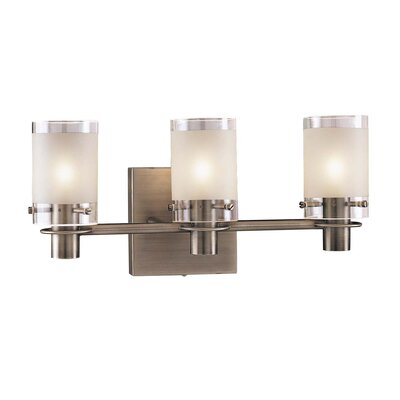 George Kovacs 3 Light Vanity Light & Reviews Wayfair