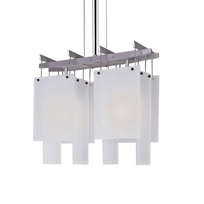 George Kovacs by Minka Merns 2 Light Pendant