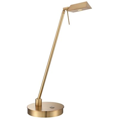 "George Kovacs by Minka 19"" H 1 Light LED Table Lamp"