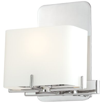 George Kovacs by Minka Curvy Corner 1 Light Bath Vanity Light