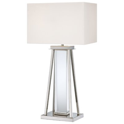 "George Kovacs by Minka 32.25"" H 2 Light Table Lamp"