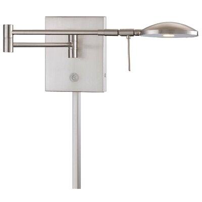 George Kovacs by Minka Reading Room 1 Light Swing Arm Wall Lamp