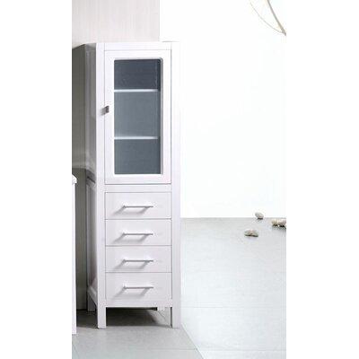 18 inch bathroom cabinet wayfair