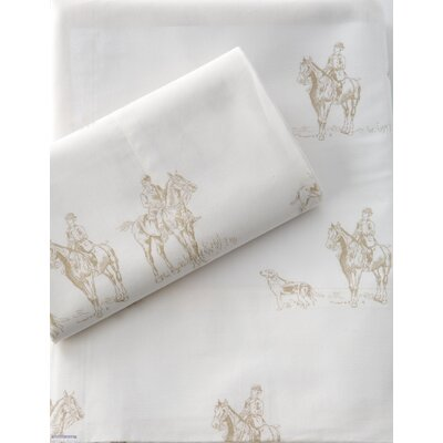 Traditions Linens Hunt Club Sheet Set