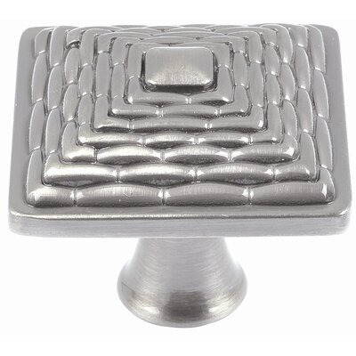 "Atlas Homewares Mandalay 1.26"" Square Knob"