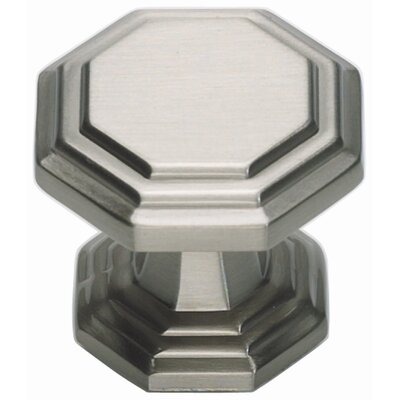 "Atlas Homewares 1.25"" Dickinson Octagon Knob"