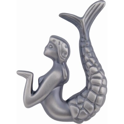 "Atlas Homewares Sea Mermaid 2.5"" Novelty Knob"