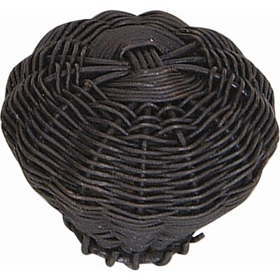 "Atlas Homewares Hamptons Wire Weaved 1.5"" Round Knob"