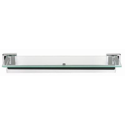 """Atlas Homewares Paradigm 20"""" x 3"""" Bathroom Shelf"""