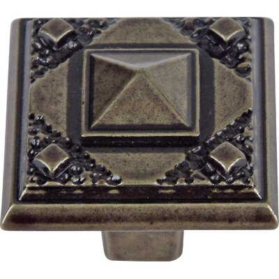 "Atlas Homewares 1.5"" Ca Craftsman Knob"