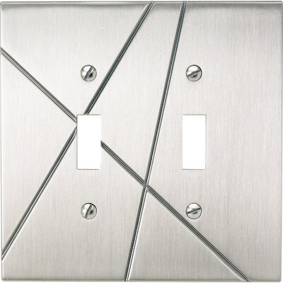 "Atlas Homewares 4.87"" Modernist Double Toggle"