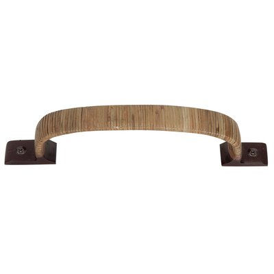 "Atlas Homewares Hamptons Bamboo Wrapped 5.25"" Arch Pull"