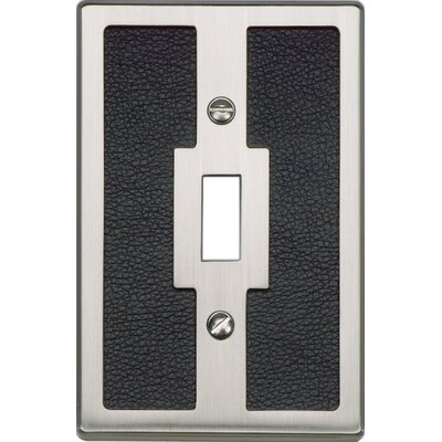 "Atlas Homewares 4.9"" Zanzibar Blk Single Toggle"