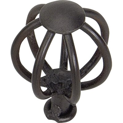 "Atlas Homewares Twisted Wire Frame 1.5"" Birdcage Knob"
