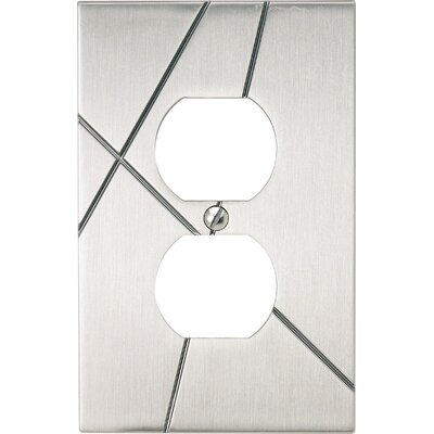 "Atlas Homewares 4.87"" Modernist Outlet Plate"