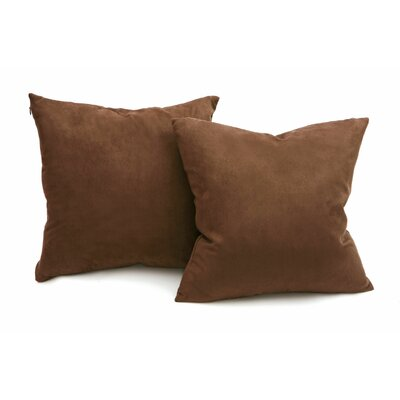 Deluxe Comfort Microsuede Decorative Pillow