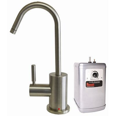 Mountain Plumbing The Little Gourmet Instant Hot Water Dispenser with Heat Tank