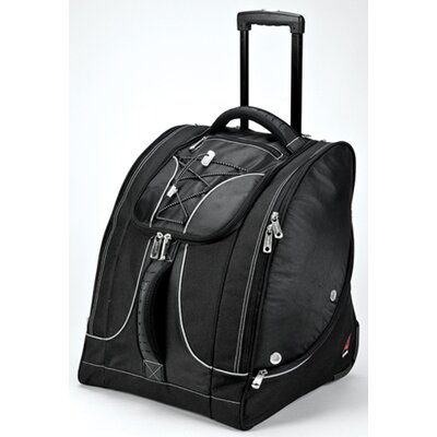 Athalon Sportgear Wheeling Everything Padded Boot Bag in Black