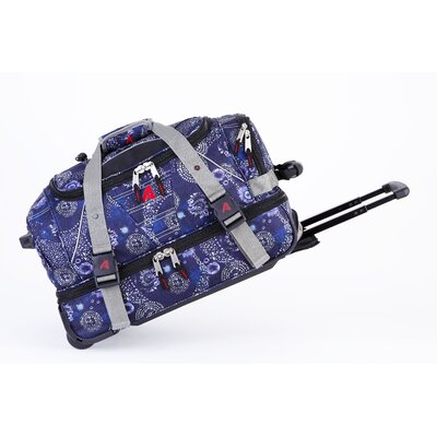"Athalon Sportgear 21"" Wheeled Equipment Duffel"