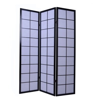 Aosom LLC Multi-Panel Room Divider