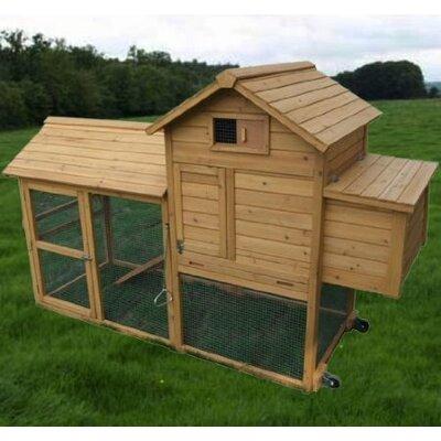 Geni for Portable chicken yard