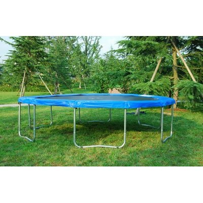 14' Backyard Trampoline   Wayfair