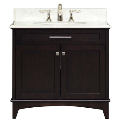 "Water Creation Manhattan 30"" Single Sink Vanity Set"