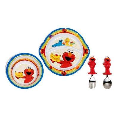 Munchkin Sesame Street Toddler Dining Set