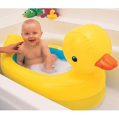 Munchkin White Hot Safety Duck Tub