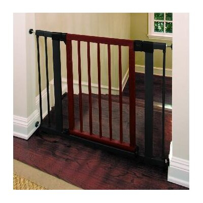 Munchkin Wood and Steel Designer Gate