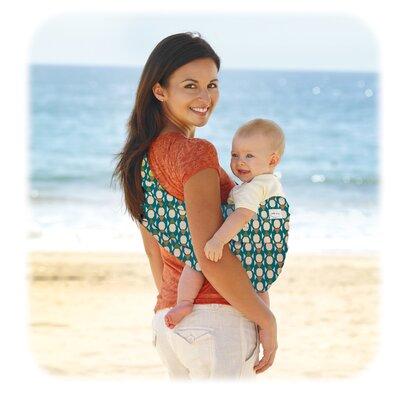 Munchkin Jelly Bean Mediterranean Organic Reversible Baby Carrier Sling