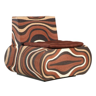Snug Emulsion Lounge Chair
