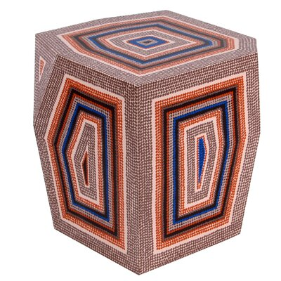Snug Dot Art End Table