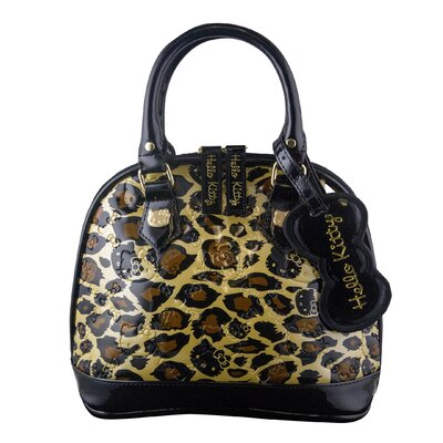 Hello Kitty Leopard Mini Tote Bag