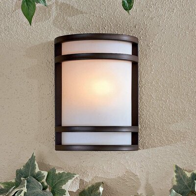 Great Outdoors by Minka Bay View  Wall Mount in Oil Rubbed Bronze - Energy Star