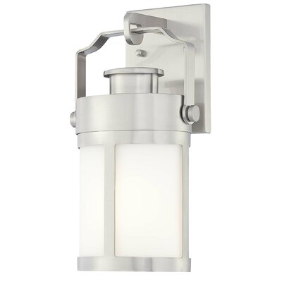 Great Outdoors by Minka Vista Delmar 1 Light Wall Lantern