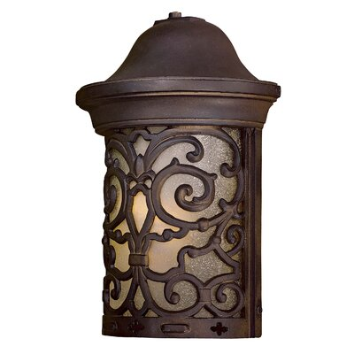 Great Outdoors by Minka Chelesa Road Small Outdoor Wall Lantern - Energy Star