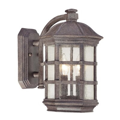 Great Outdoors by Minka Lighthouse Road 2 Light Outdoor Wall Lantern