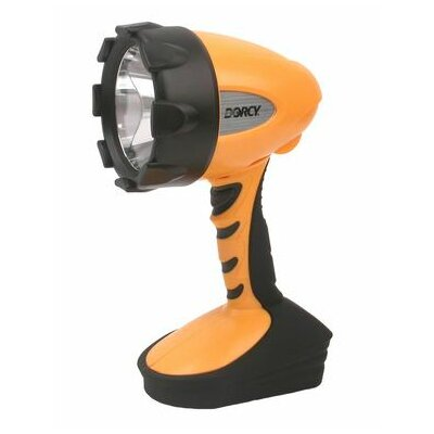 Dorcy 160 Lumen - 4C LED K2 Swivel Head Spotlight with Batteries