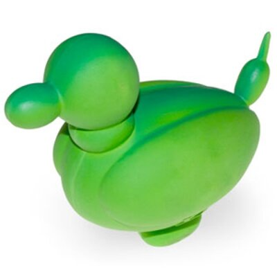 Charming Pet Products Duck Balloon Dog Toy