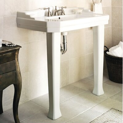 Series 1900 Console Bathroom Sink - FL-1900-8