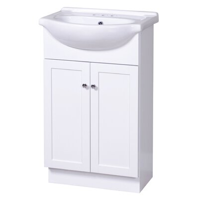 "Foremost Columbia 21.75"" Euro Vanity Set"