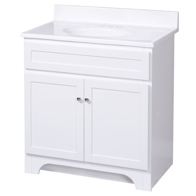 "Foremost Columbia 31"" Bath Vanity Set with Top"