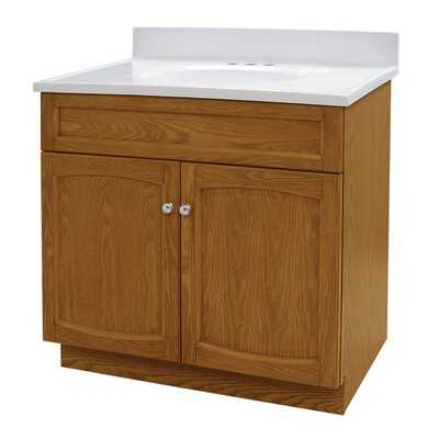"Foremost Heartland 31"" Bath Vanity Set with Top"