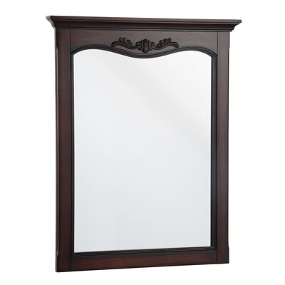 "Foremost Astria 32"" H x 26"" W Bathroom Mirror"
