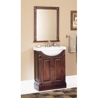 Salerno 25 single bathroom vanity set wayfair - Foremost bathroom vanity reviews ...