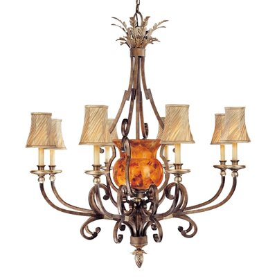 Metropolitan by Minka Gran Canaria 11 Light Chandelier