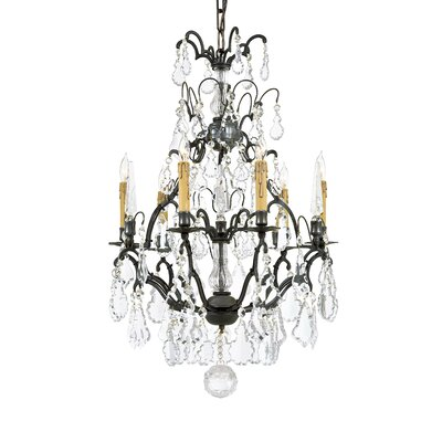 Vintage 6 Light Chandelier